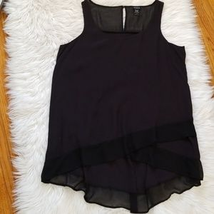 TORRID Black Tank Top